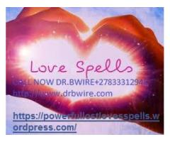 BOSTON-+27833312943 A LOST LOVE SPELLS CASTER WHO CAN BRING BACK A LOST LOVER, AN EX- LOVER.