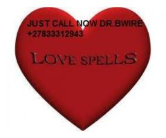 DO LOST LOVE SPELL +27833312943