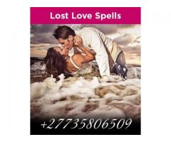 24HRS EFFECTIVE RETURN LOST LOVE SPELLS & SPIRITUAL HERBALIST HEALER +27735806509