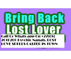 Strong Love Spells that work TO RETURN LOST LOVERS PERMANENTLY