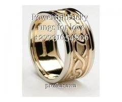 Powerful Lucky Magic  rings for love +27731654806